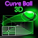 Curve Ball Game: A New Spin on Pong