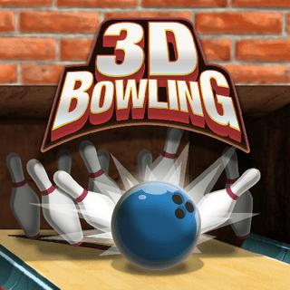 3D Bowling: Smash Pins for a Strike or Spare