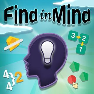 Find in Mind Game: Sensational Brain Trainer