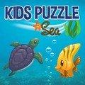 Kids Puzzle Sea