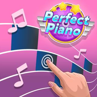Perfect Piano Game: Tap Your Best Rhythm