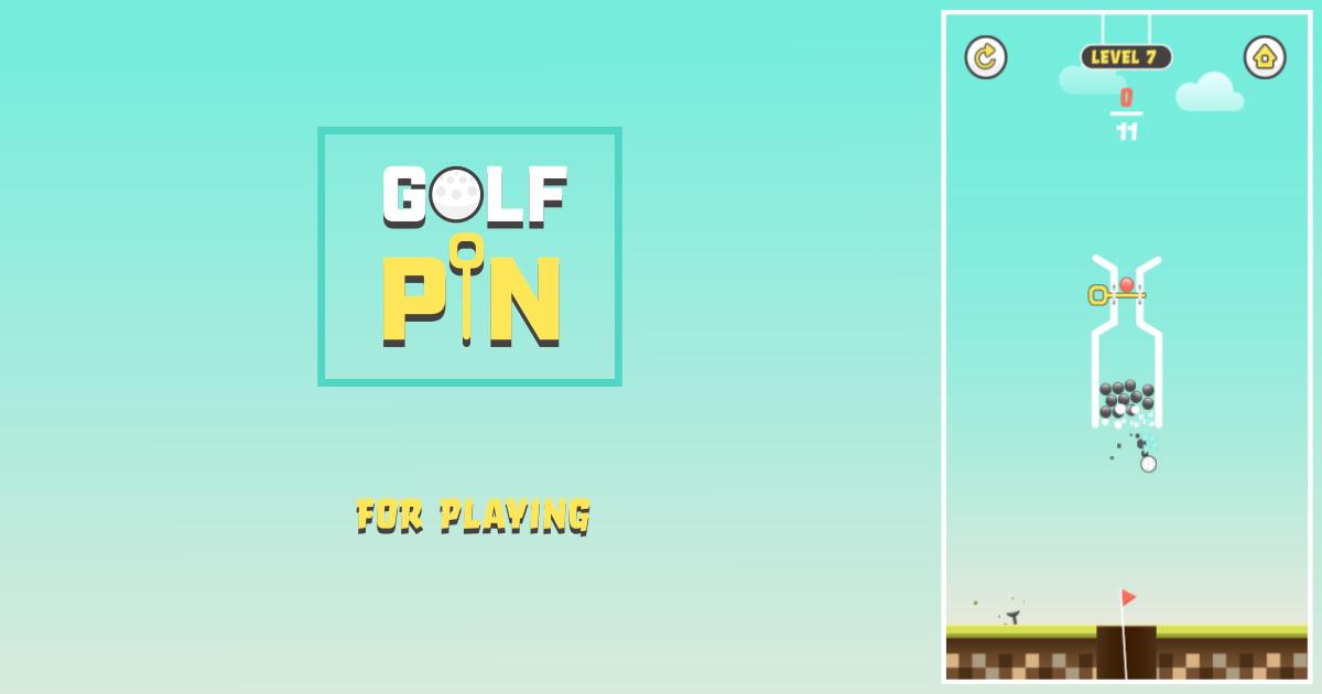 Image Golf Pin