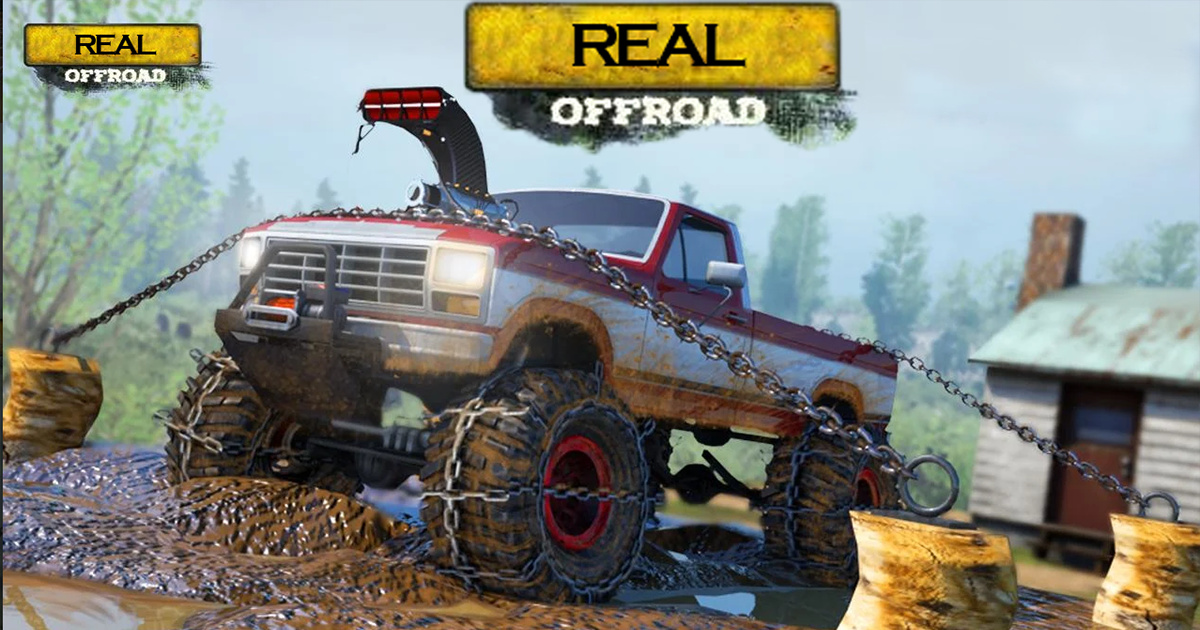 Image Real-OFFROAD 4x4