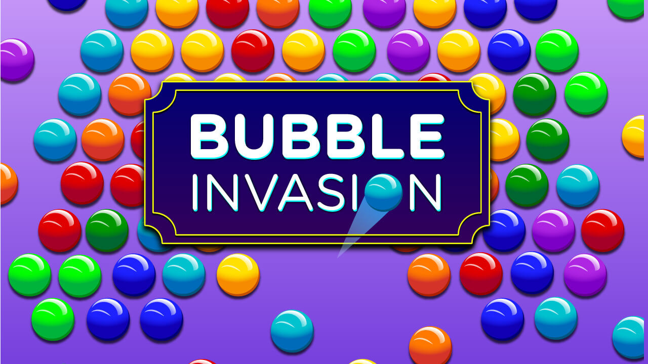 Image Bubble Invasion: Revenge of the Color Balls