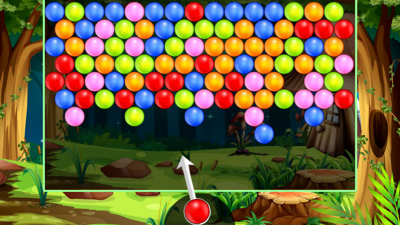 Image Bubble Shooter Deluxe