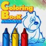 Coloring Books: Animals