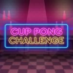 Beer Pong Challenge: Land It In the Cup