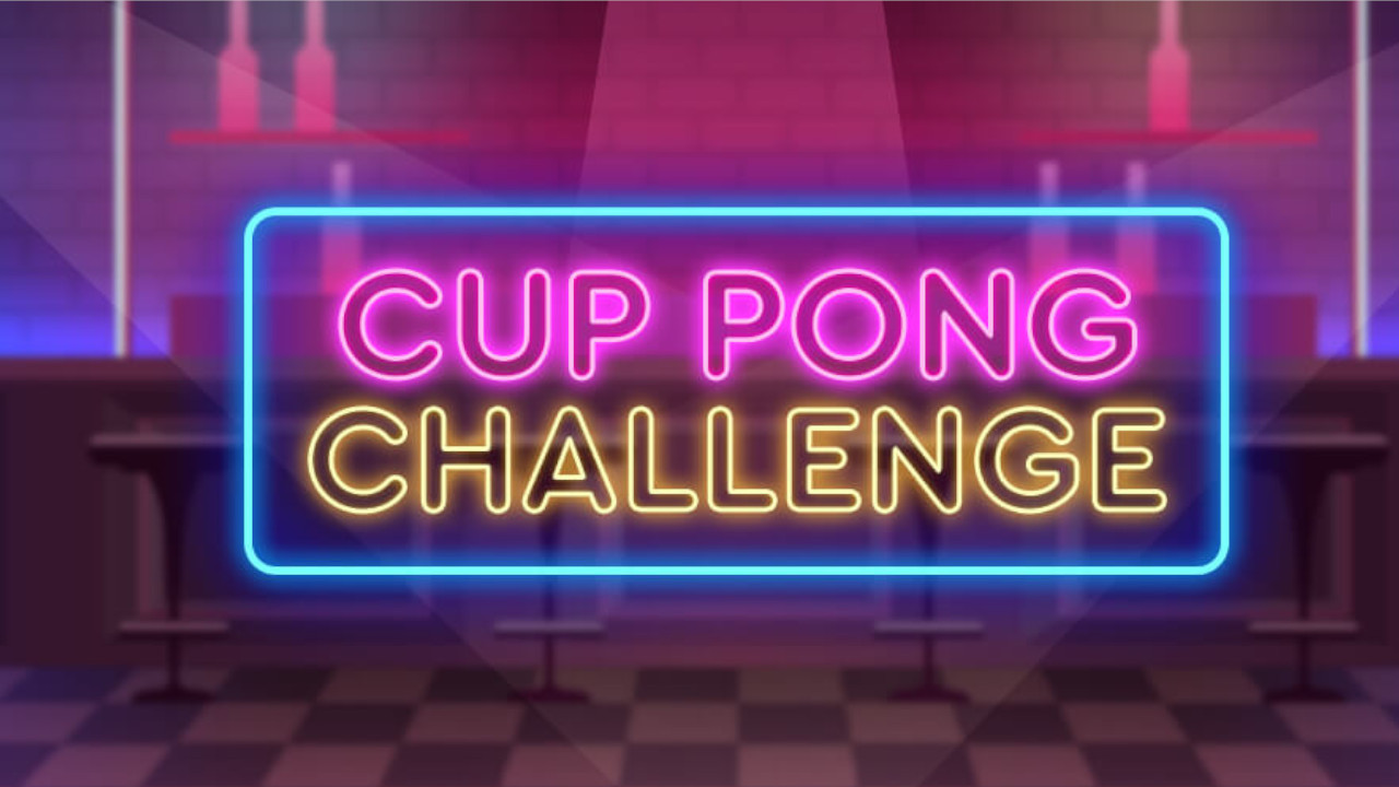 Image Beer Pong Challenge: Land It In the Cup