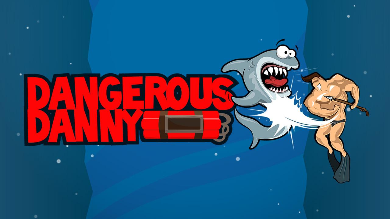 Image Dangerous Danny: Shark Diving Challenge