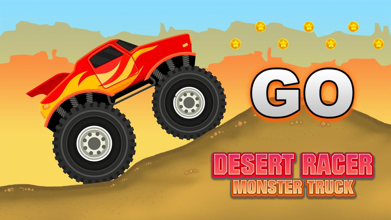Image Desert Racer Monster Truck