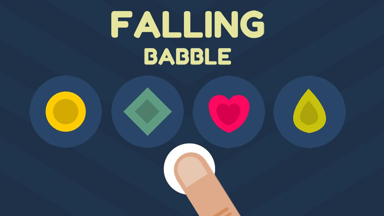 Image Falling Babble
