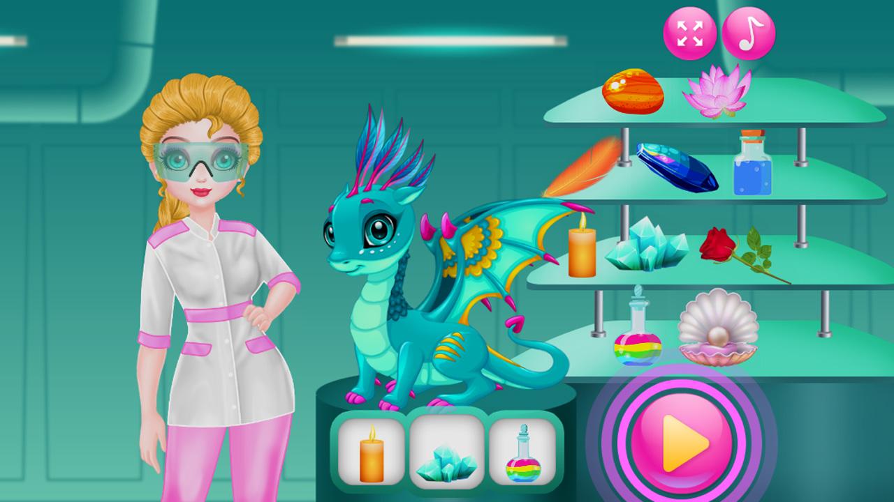 Image Fantasy Creatures Princess Laboratory
