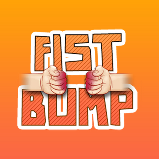 Image Fist Bump: Who Can Punch the Hardest?