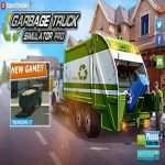 Garbage Truck Simulator : Recycling Driving Game
