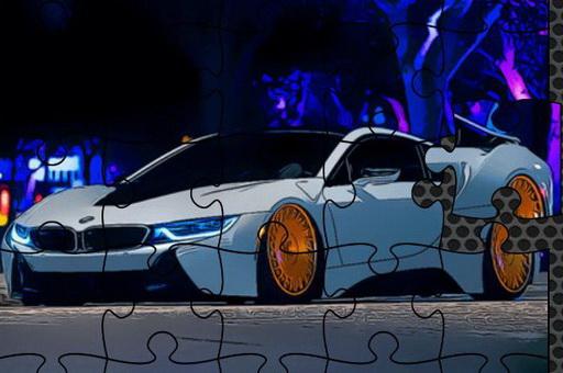 Image German Fastest Cars Jigsaw