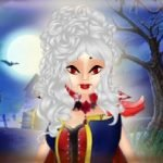 Halloween Princess Star