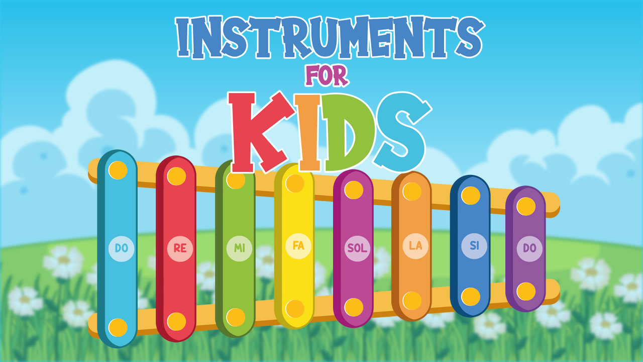 Image Easy Instruments for Kids: An Introduction