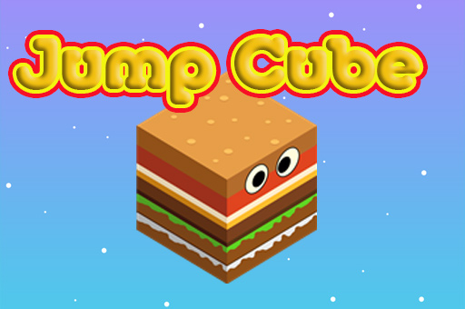 Image Jump cube