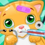 Kitty Doctor: Pretty Kitten Rescue Challenge
