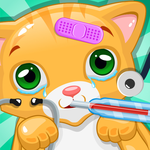 Image Kitty Doctor: Pretty Kitten Rescue Challenge