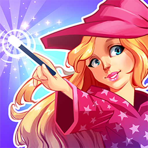 Image Magic School Dress Up and Potions Class