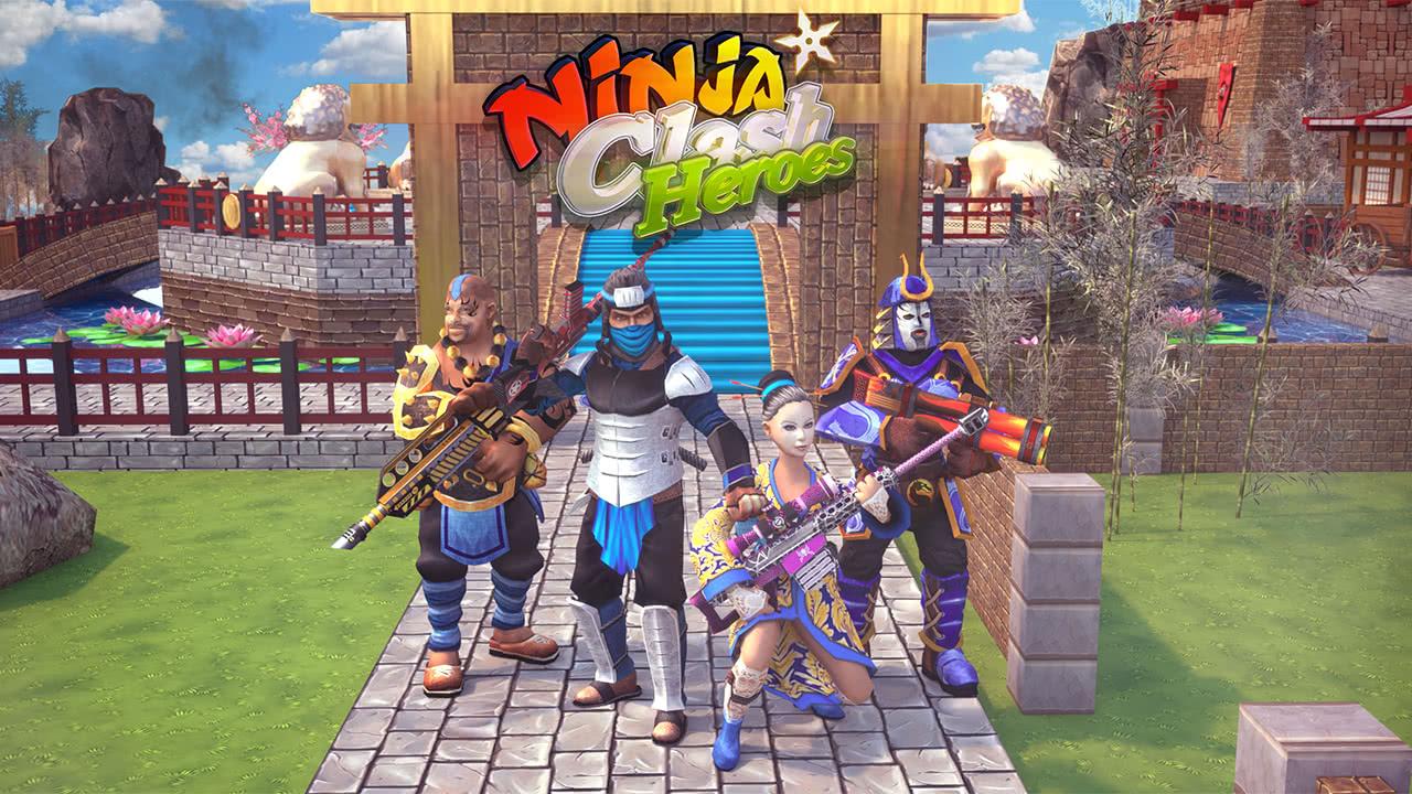 Image Ninja Clash Heroes