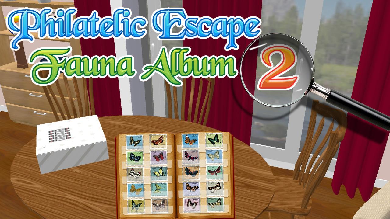 Image Philatelic Escape Fauna Album 2