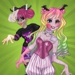 Princess Cute Zombies April Fun