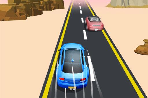 Image Rush Race