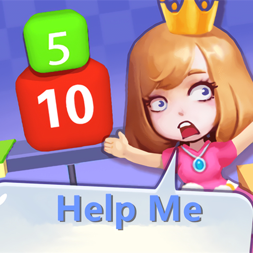 Image Save The Princess: Weight Puzzle Challenge