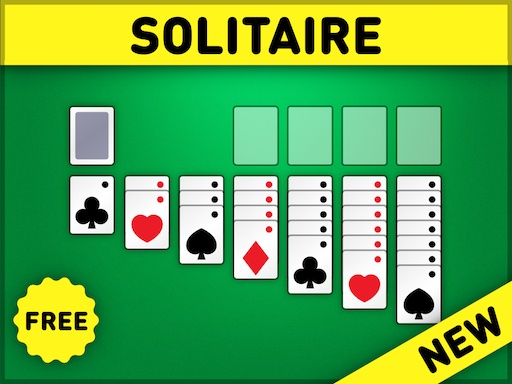 Image Great Solitaire Game: Klondike, Spider, FreeCell