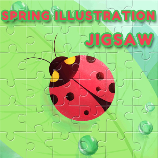 Image Spring Artwork Jigsaw Puzzle: 9 Pretty Pictures