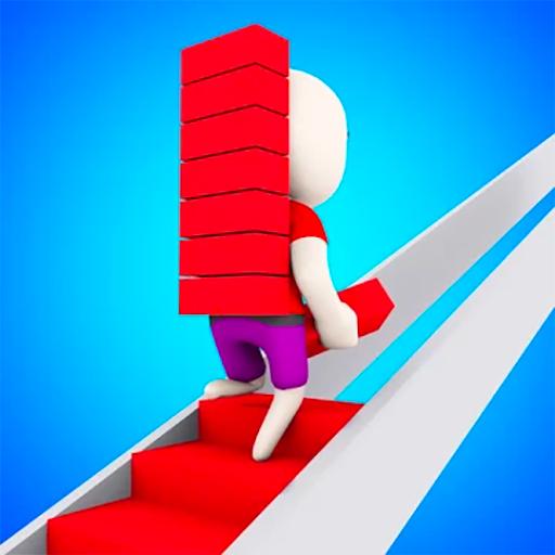 Image Stair Run 3D
