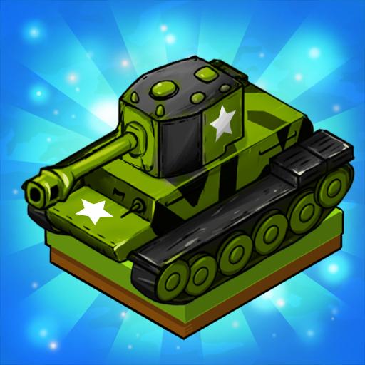 Super Tank War Game: Upgrade & Destroy!