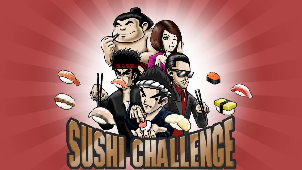 Image Sushi Challenge