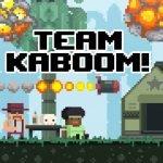 Team Kaboom: Upgrade Guns, Destroy Enemies