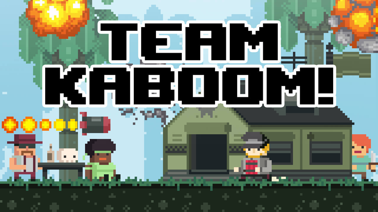 Image Team Kaboom: Upgrade Guns, Destroy Enemies