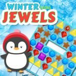 Winter Jewels Saga: Easy Going Match 3 Game