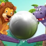 Zoo Pinball: Lions and Tigers and Hippos