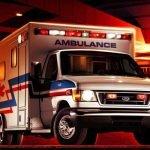 Ambulance Slide Puzzle
