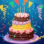 Birthday Cake Puzzle