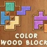 Color Wood blocks