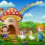 Farm Animal Jigsaw