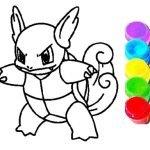 Pokemon Coloring Book