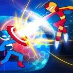 Stickman Fighter Infinity – Super Action Heroes