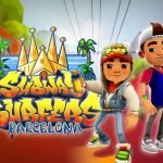Subway Surfers Barcelona 2021