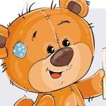 Teddy Bear Jigsaw Puzzle Collection