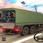 Truck games Simulator New US Army Cargo Transport