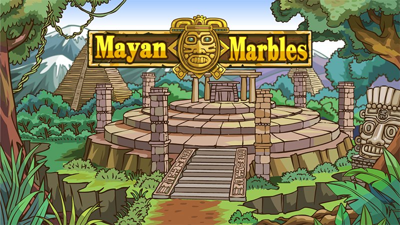 Image Mayan Marbles: Rotating Bubble Popper