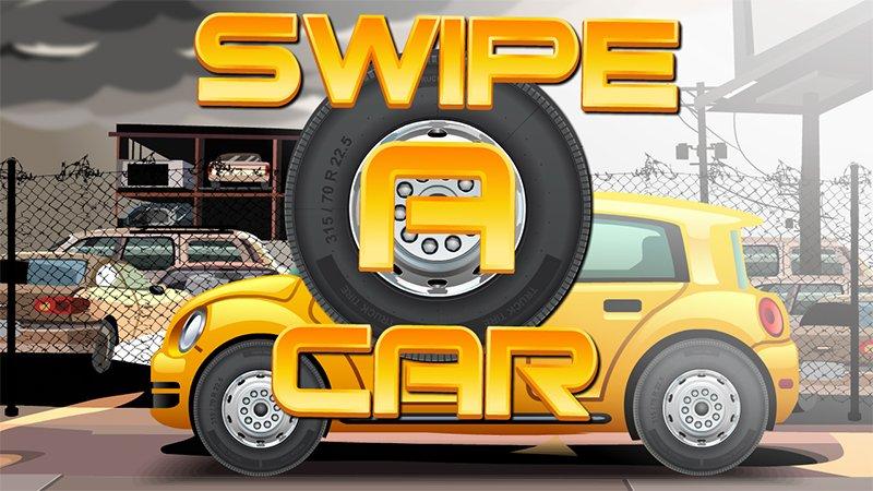 Image Swipe a Car: Parking Lot Puzzle